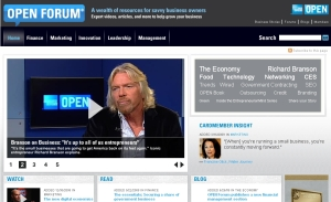 Open Forum American Express